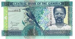 GAMBIA 25 DALASIS ND (2005) P-22 UNC [GM219c ] - Gambia