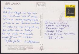 2007 - SRI LANKA - Card + SG 1906 (Pisces) - Sri Lanka (Ceylan) (1948-...)