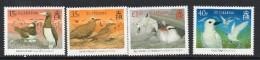 2007 St. Helena Birds Complete  Set Of 4   MNH - Saint Helena Island