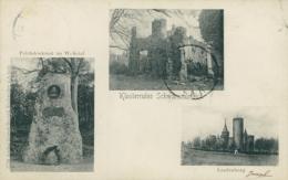 DE ESCHWEILER / Polchdenkmal Im Werthal, Klosterruine Schwarzenenebroich, Laufenburg / - Germania