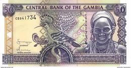 GAMBIA 50 DALASIS ND (2005) P-23 UNC [GM220c] - Gambia