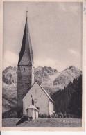 AK Mittelberg - Kleines Walsertal - Kirche (23552) - Kleinwalsertal