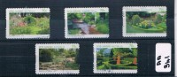 Australia  2014  Parks & Gardens 5val P/s F/used  AA341 - 2010-... Elizabeth II