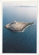Lighthouse Phare Faro Leuchtturm - Blitvenica Croatia - Faros