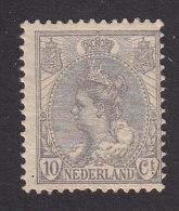 Netherlands, Scott #67, Mint Never Hinged, Queen Wilhelmina, Issued 1898 - Period 1891-1948 (Wilhelmina)