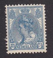 Netherlands, Scott #68, Mint Hinged, Queen Wilhelmina, Issued 1898 - Period 1891-1948 (Wilhelmina)