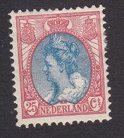 Netherlands, Scott #77, Mint Hinged, Queen Wilhelmina, Issued 1898 - Period 1891-1948 (Wilhelmina)