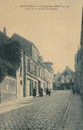 91 .  Essonne :  Monthéry  : L ' Institution Prou  En 1907 . - Montlhery