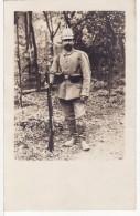Carte Postale Photo Militaire Allemand ???   Allemagne-Infanterie Regiment 85-Fusil -A SITUER-A LOCALISER ?? - Regimenten