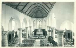 ESCANAFFLES - Intérieur De L'Eglise - Celles