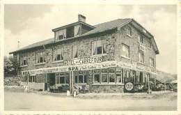LA GLEIZE - Hôtel Du Carrefour (Propr. : Arnold Renard-Jehenson) - Stoumont