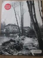 REVUE DES USAGERS DE LA ROUTE -LIMOGES SAINT ST  AUVENT - Livres, BD, Revues