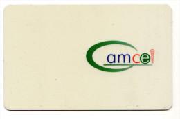 GAMBIE RECHARGE GSM GAMCEL D 50 - Gambie