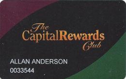 Carson Station & Pinon Plaza Casinos - Carson City, NV - Slot Card - Cartes De Casino