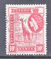 K.U.T. 104    (o) - Kenya, Uganda & Tanganyika