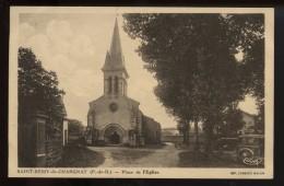 Saint Remy De Chargnat Place De L Eglise - Non Classificati