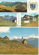 LAZFONS LATZFONS Eisacktal Bei Klausen Trentino Bozen Pension LAGETH 2 Cartoline - Bolzano