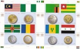 5 Kleinbogen ** (m048) - Briefmarken
