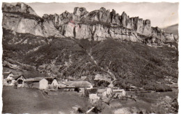 TRESCHENU -  Hameau D'ARCHIANE -  Vue Générale Et Montagne De Tussac -  La Cigogne, Grenoble - Sonstige Gemeinden