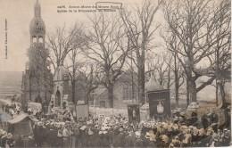 29 - PLOMODIERN - Sainte Marie Du Menez Hom Sortie De La Procession Du Pardon - Plomodiern