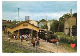 07906-LE-45-MUSEE DES TRANSPORTS De PITHIVIERS-La Gare Du Tortillard--------train-animée - Pithiviers