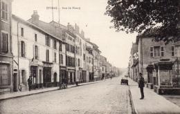 88 VOSGES - EPINAL Rue De Nancy - Epinal