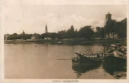 ALLEMAGNE HANAU KESSELSTADT AVEC BEAU CACHET MILITAIRE - Hanau