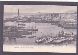 Old Card Of Porto Da Castelletto ,Genoa,Genova, Liguria, Italy,N37. - Genova (Genoa)