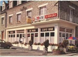 Montebourg Au Coeur Du Cotentin Hotel Du Midi - Restaurant Café Bar (éd PIP Non écrite) - Other Municipalities