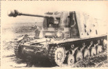 PHOTO PROPAGANDE GUERRE ARCHIVE SOVIETIQUE #23  WEHRMACHT PANZER CHASSEUR CHAR FERDINAND ??BLINDE - 1939-45