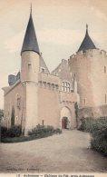 V4133 Cpa 23 Aubusson - Château Du Fot - Aubusson