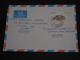 ÉRYTHRÉE - Enveloppe De Asmara Pour Willington - A Voir - L 325 - Eritrea