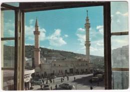 Amman:PLYMOUTH '55, DODGE SEDAN,CHEVROLET '52, MERCEDES, JEEP, TRUCK  - The Big Mosque - (Jordan) - Toerisme