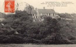 TINCHEBRAY  - L'ancien Château Détruit Par Les Anglais  (619) - France