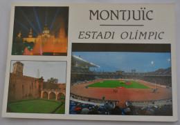 BARCELONA MONTJUIC ESTADI OLIMPIC - Barcelona