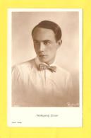 Postcard - Film, Actor, Wolfgang Zilzer    (23044) - Schauspieler