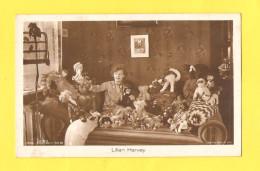 Postcard - Film, Actor, Lilian Harvey    (23063) - Schauspieler