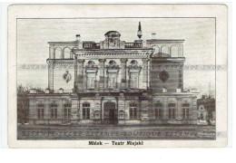 Minsk  [Belarus]  Theater Teatr Miejski (750) - Belarus