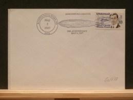60/378  OBL.  USA - Zeppelins