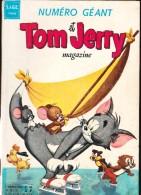 TOM Et JERRY - Trimestriel  Géant N° 33 - Sage Éditions - ( 1965 ) . - Bücher, Zeitschriften, Comics