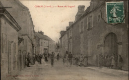 37 - CIRAN - Route De Ligueil - France