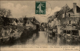 37 - BEAULIEU-LES-LOCHES - Canal - France