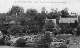 TINCHEBRAY  - Scierie Mécanique De Roullon, Vue D'emsemble  (732) - Otros Municipios