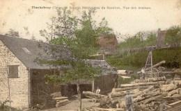 TINCHEBRAY  - Scierie Mécanique De Roullon, Vue Des Ateliers  (733) - France