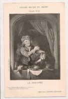 """LE  DENTISTE,,,,par  GERARD  DOW,,,,,OFFERT Par   """"  L'  AGENDA  GONNON,""""  BE,,, 13 X20 Cm - Malerei & Gemälde"""
