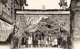 TINCHEBRAY  - Carte Photo  Bénissez Nous Seigneur (785) - Otros Municipios