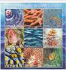 Cocos Islands 2011 Cocos Islands Marine Life Souvenir Sheet MNH - Cocos (Keeling) Islands