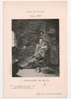"""L'  ARRACHEUR De  DENTS , Par  GERARD  DOW,,,,,offert Par  """" L' AGENDA  GONNON """" ,,,BE - Malerei & Gemälde"""