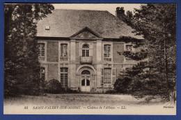 80 SAINT VALERY SUR SOMME L'Abside De L'église - Saint Valery Sur Somme