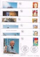 France Série Enveloppes 1er Jour - 2000-2009